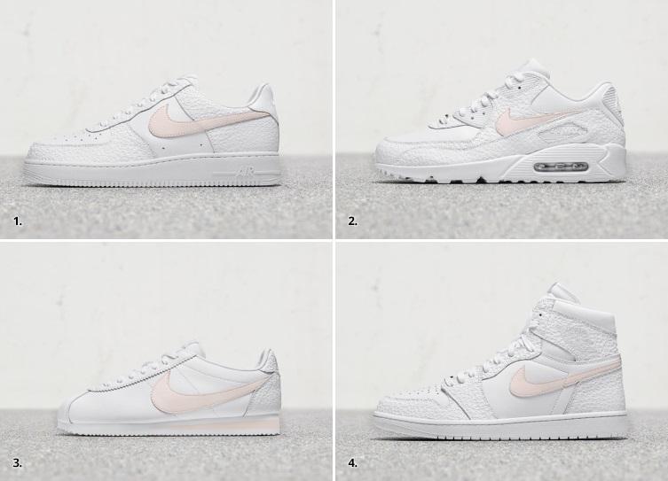 269547347f4 Nike lança material feito com sobras de couro